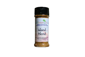 Island Blend-Perfect Seafood every time & the best grilled vegetable spice out there