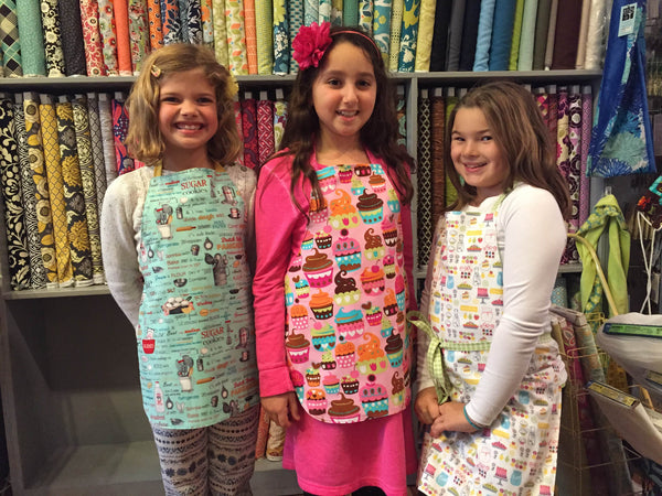 After School Sewing Program - Wednesdays (Kid or Tween Advanced Beginner)