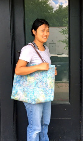 Intro to Machine Sewing: Everything Tote (Teen or Adult Beginner)