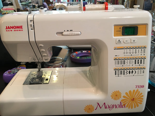 Get to Know Your Sewing Machine (Teen or Adult Beginner)