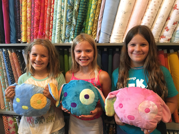 After School Sewing Program - Thursdays (Kid or Tween Advanced Beginner)