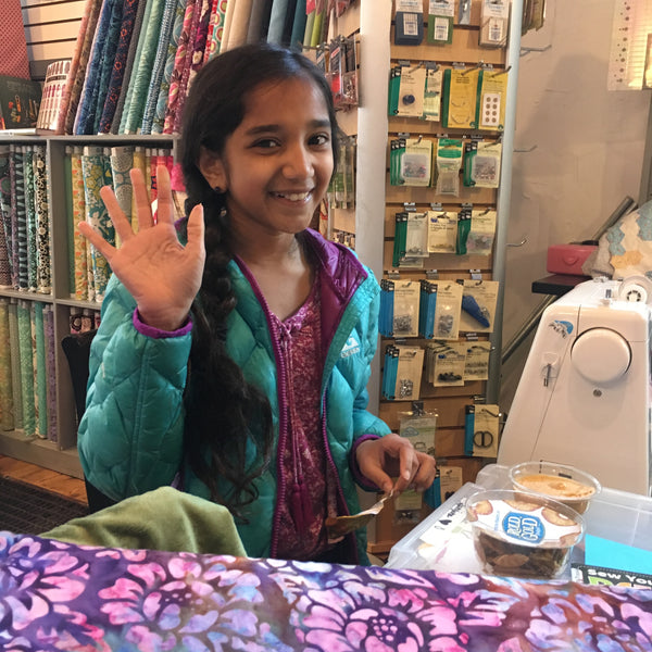 After School Sewing Program - Tuesdays (Kid or Tween Advanced Beginner)