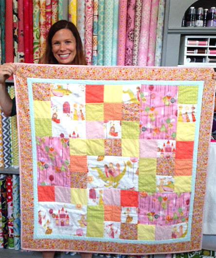 Learn To Quilt Series  (Teen or Adult Advanced Beginner)