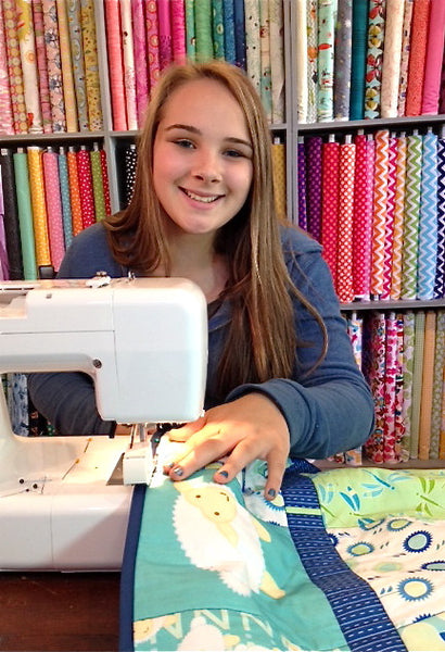 Special Topics in Quilting  (Teen or Adult Advanced Beginner)