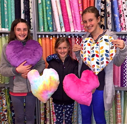 After School Sewing Program - Mondays (Kid or Tween Advanced Beginner)