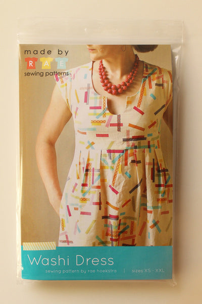 Washi Dress (Teen or Adult Intermediate)