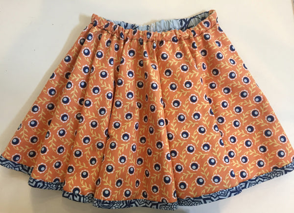 Reversible Circle Skirt (Adult or Teen Intermediate)