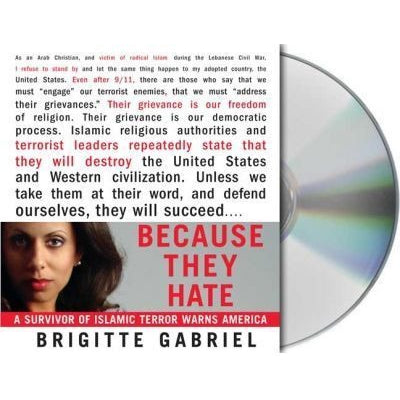 Because They Hate - Audiobook