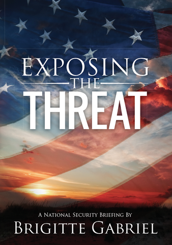"Live Presentation - Brigitte Gabriel ""Exposing The Threat"" at ACTCON 2016 DVD"