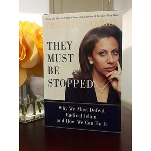 They Must Be Stopped - Hardcover