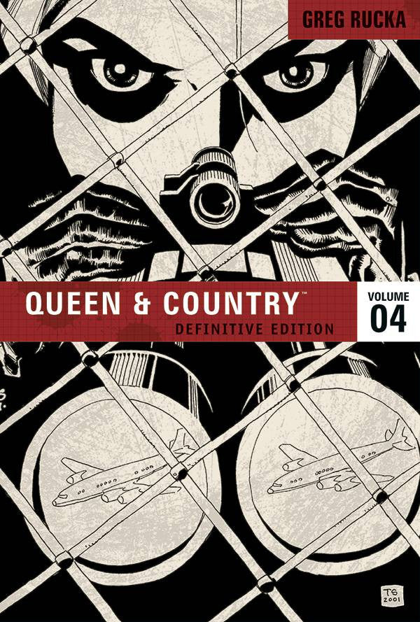 QUEEN & COUNTRY DEFINITIVE ED TP VOL 04