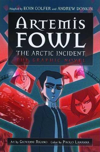 (USE JUL138138) ARTEMIS FOWL GN VOL 02 ARCTIC INCIDENT