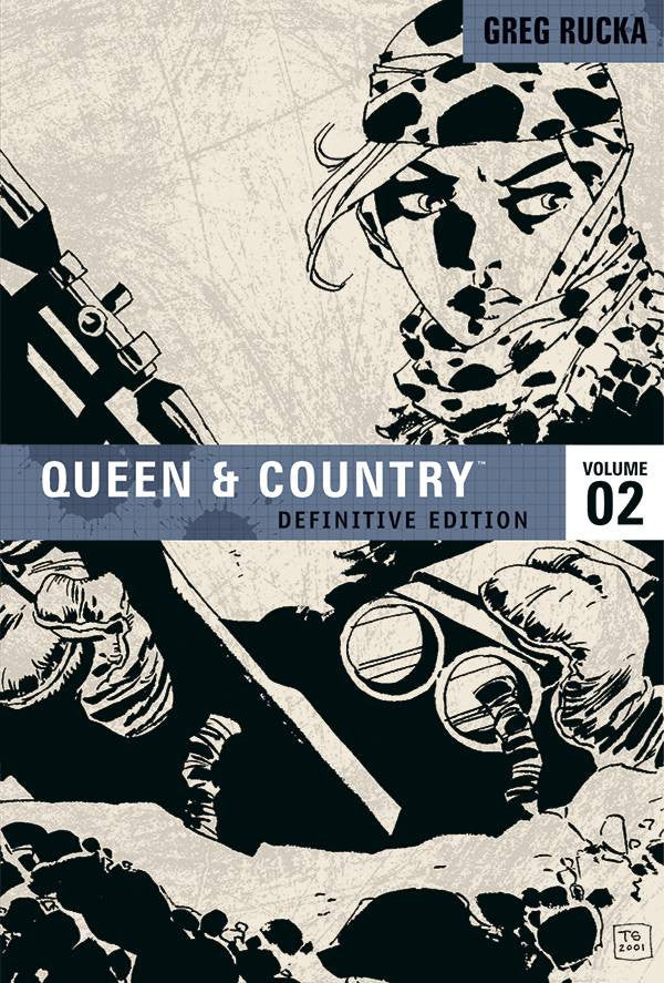 QUEEN & COUNTRY DEFINITIVE ED TP VOL 02