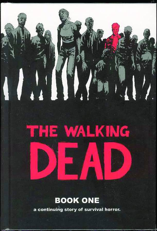 WALKING DEAD HC VOL 01