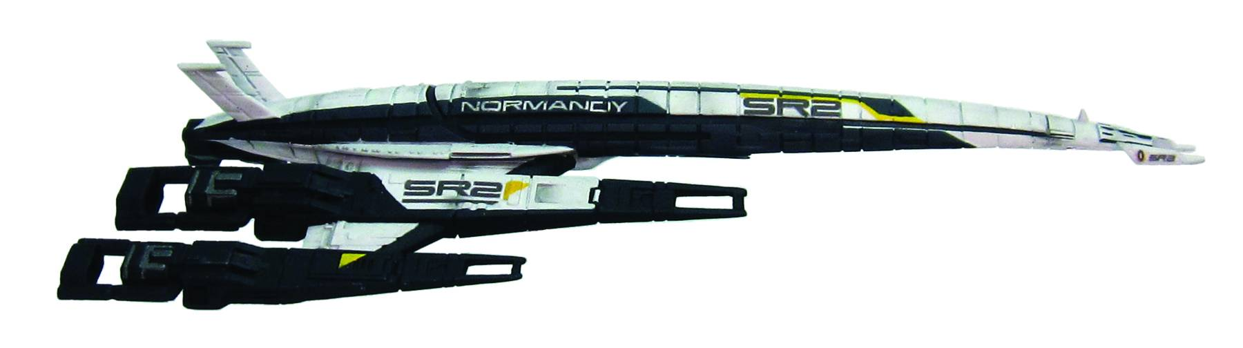 MASS EFFECT NORMANDY SR2 CERBERUS SHIP REPLICA