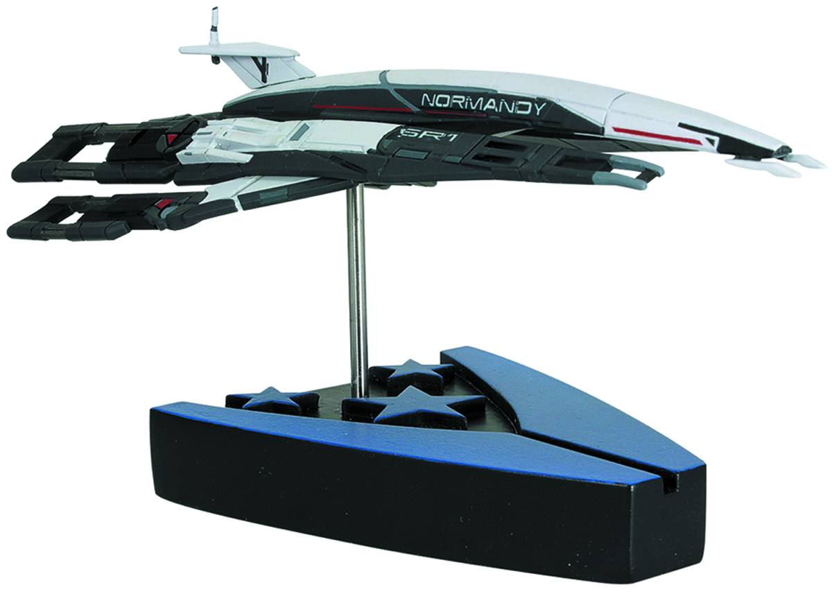 MASS EFFECT ALLIANCE NORMANDY SR1 SHIP REPLICA