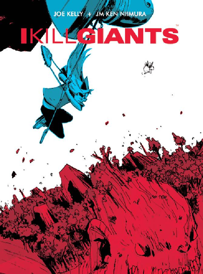I KILL GIANTS FIFTH ANNV ED TP
