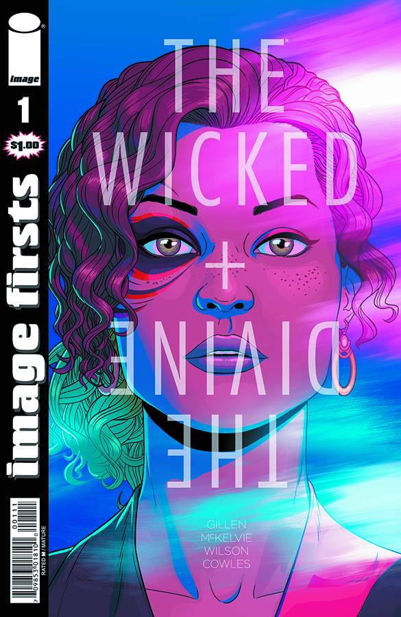 IMAGE FIRSTS WICKED & DIVINE #1