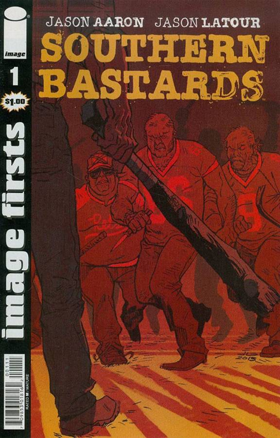 IMAGE FIRSTS SOUTHERN BASTARDS #1