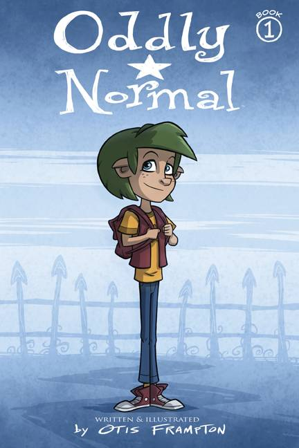 ODDLY NORMAL TP VOL 01