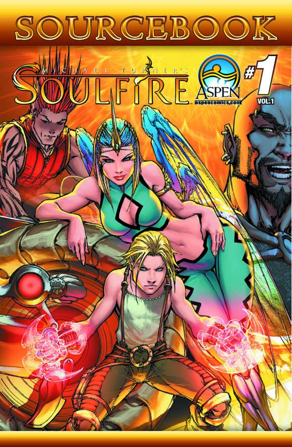 SOULFIRE SOURCEBOOK