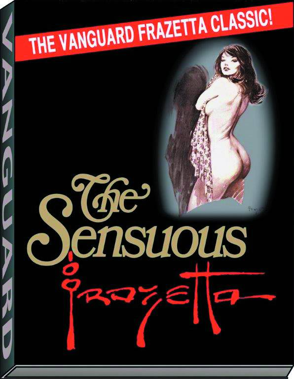 SENSUOUS FRAZETTA SC (RES)