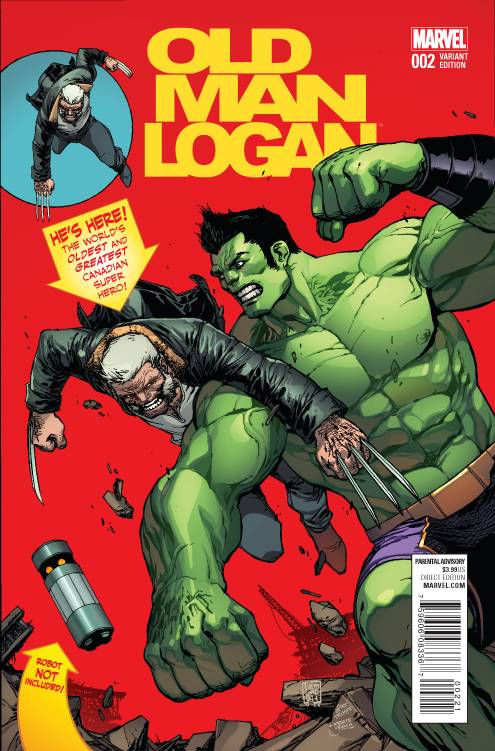 OLD MAN LOGAN #2 CAMUNCOLI VAR