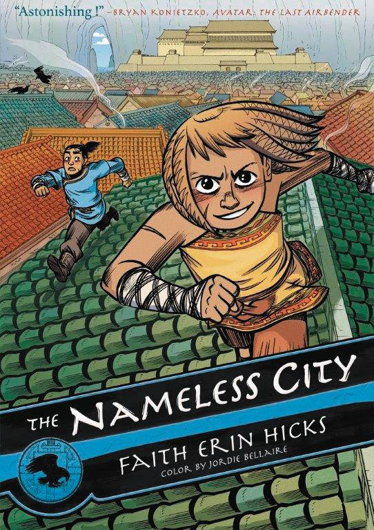 NAMELESS CITY GN VOL 01