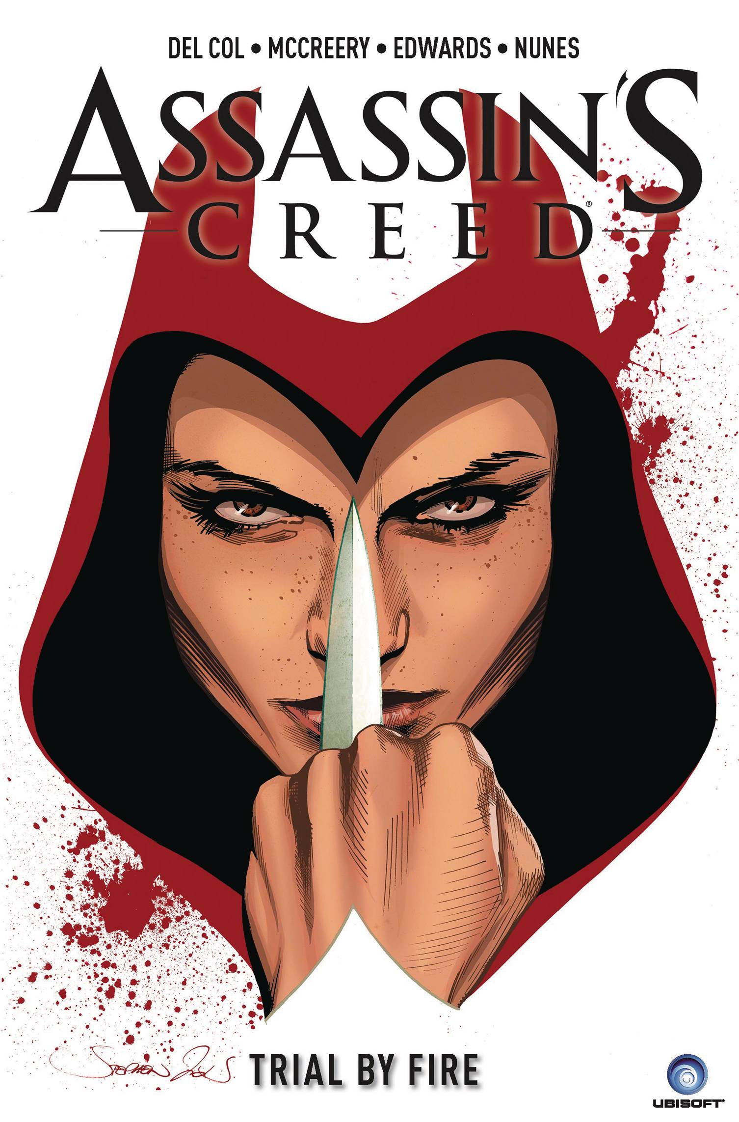 ASSASSINS CREED TP VOL 01 TRIAL BY FIRE