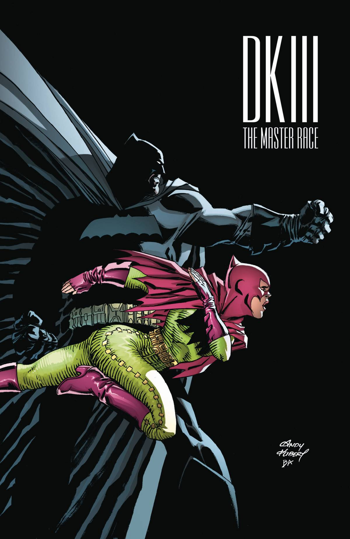 DARK KNIGHT III MASTER RACE #6 (OF 8)