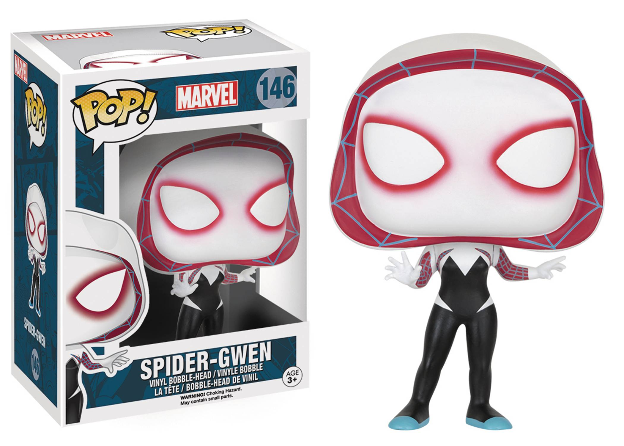 POP MARVEL SPIDER-GWEN VINYL FIG