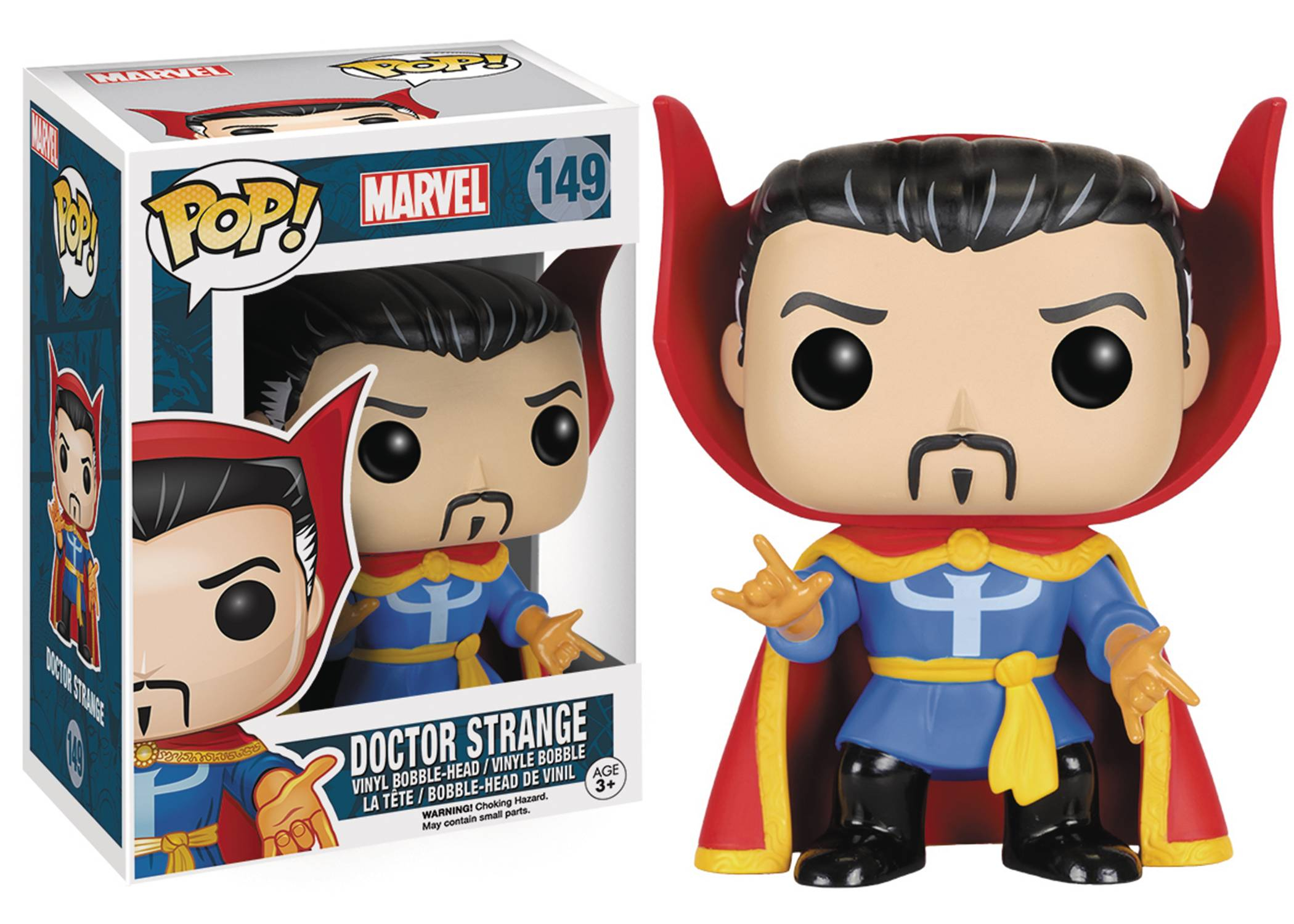 POP MARVEL DOCTOR STRANGE CLASSIC VINYL FIG