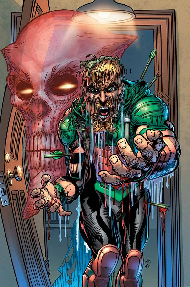 GREEN ARROW #2 VAR ED