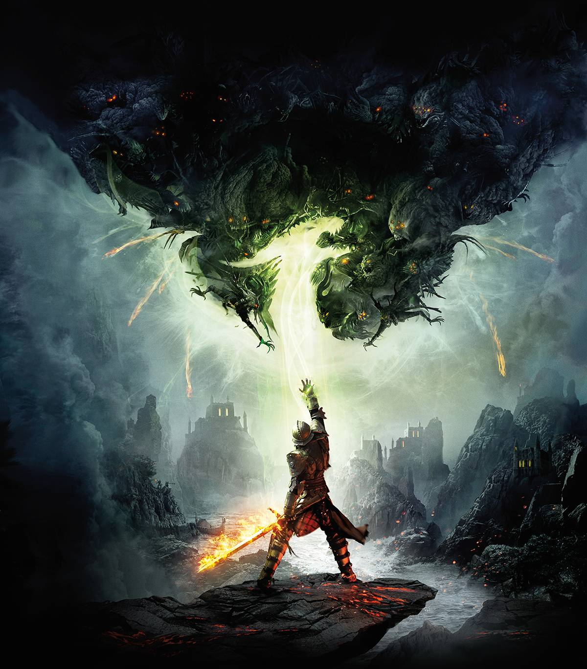 DRAGON AGE INQUISITION TP POSTER COLLECTION