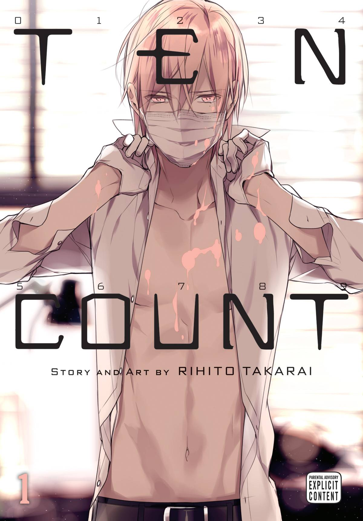 TEN COUNT GN VOL 01