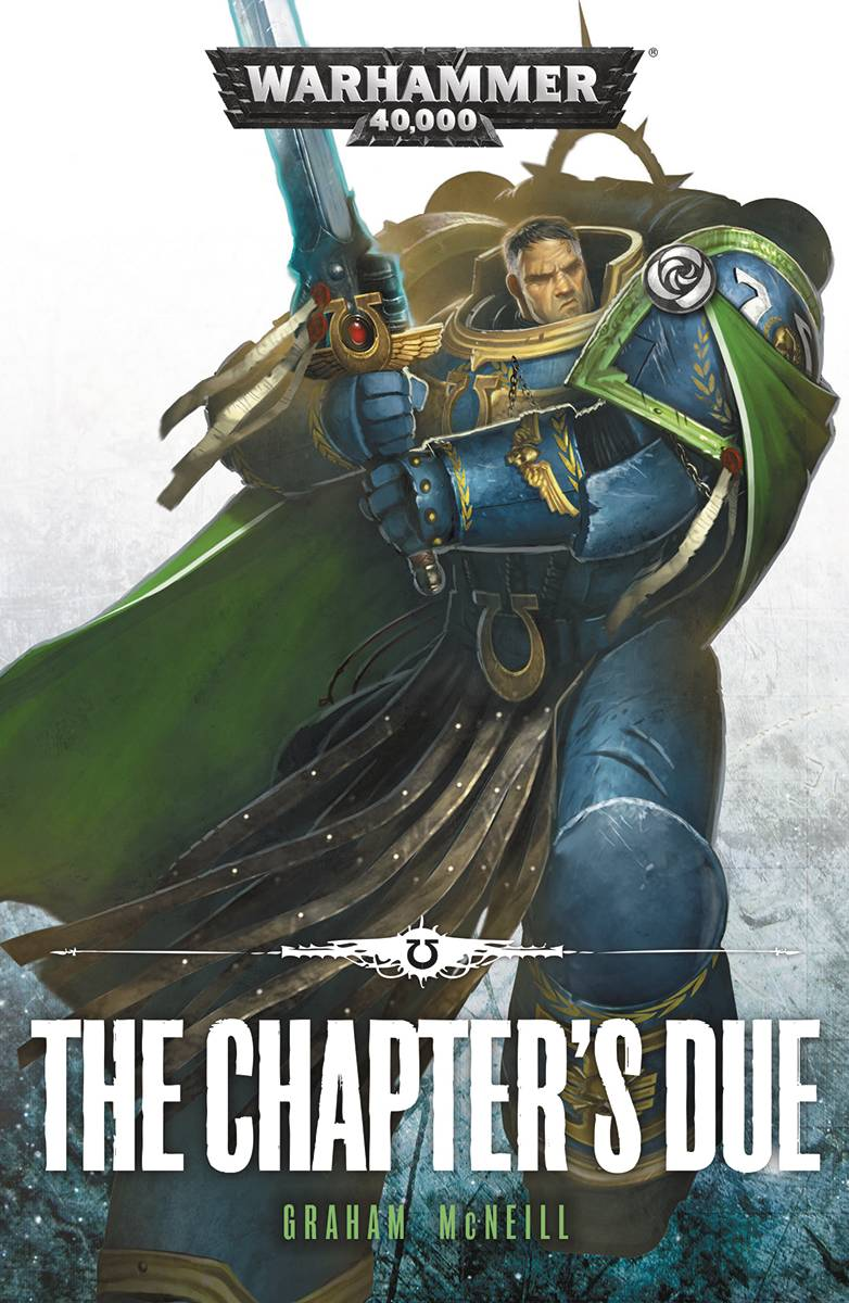 WARHAMMER 40K CHAPTERS DUE SC