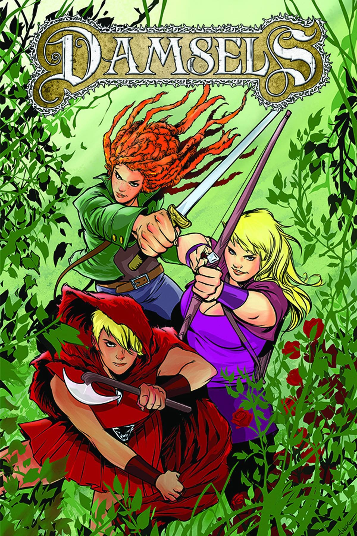 DAMSELS TP VOL 01