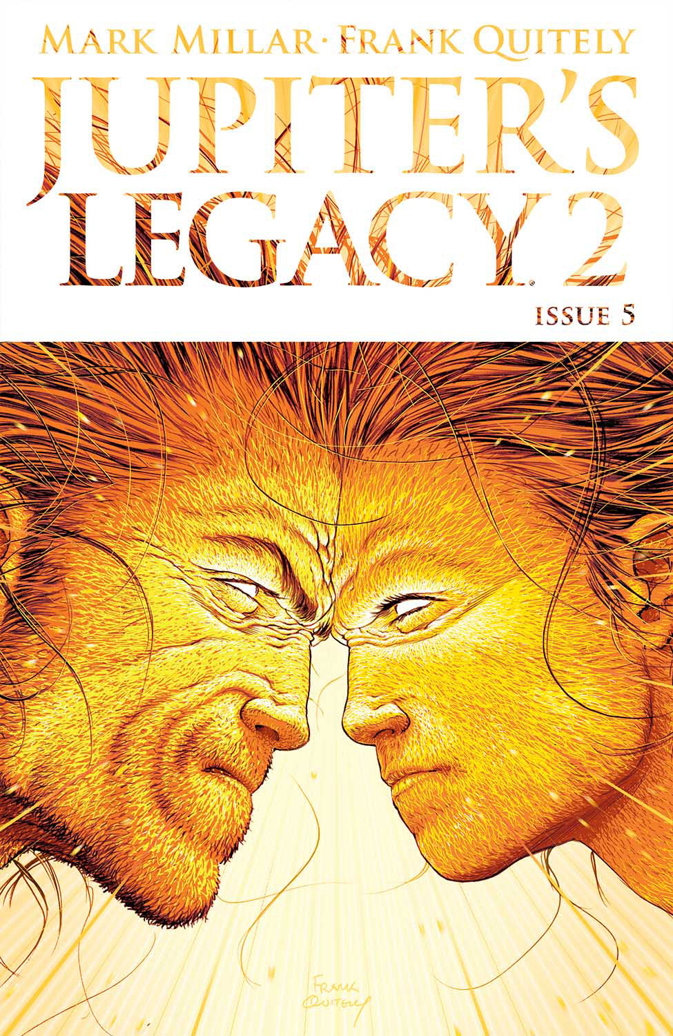 JUPITERS LEGACY VOL 2 #5 (OF 5) CVR A QUITELY