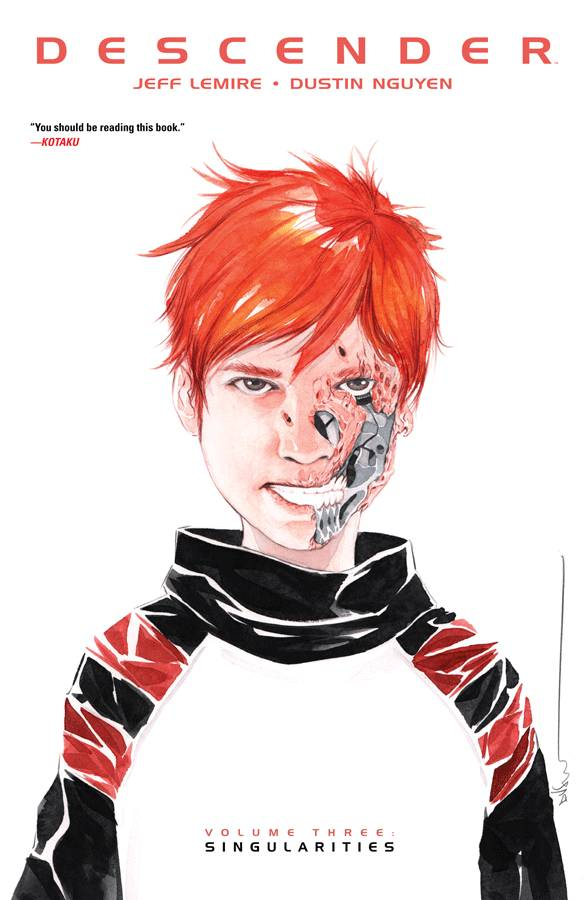 DESCENDER TP VOL 03 SINGULARITIES