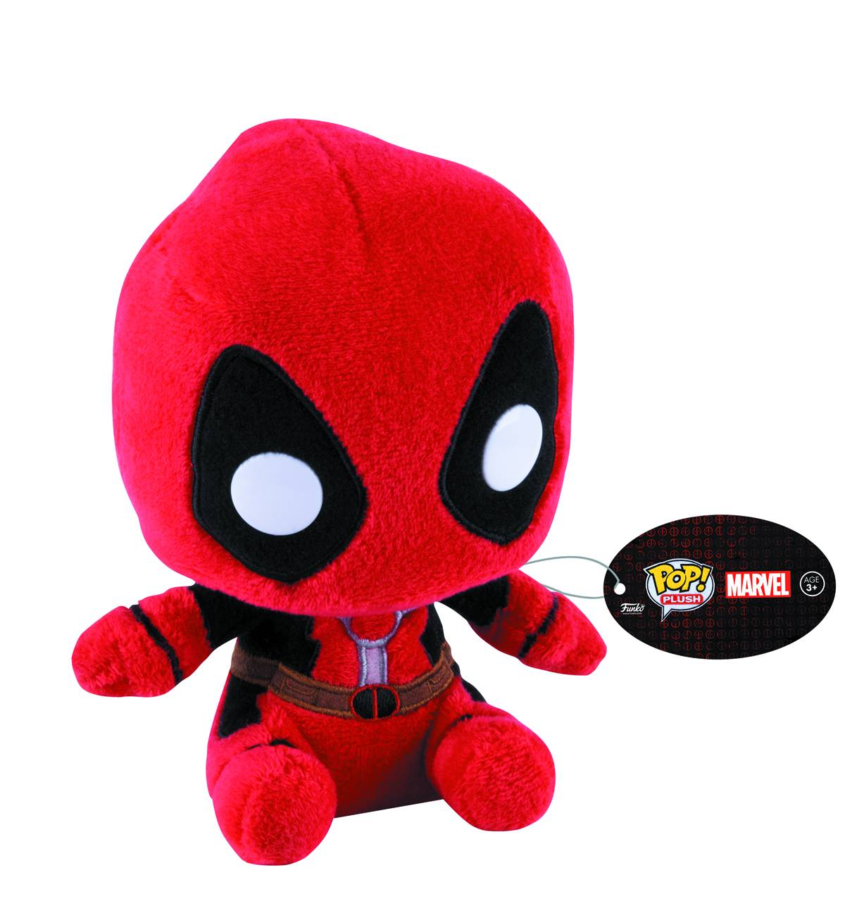 POP MARVEL DEADPOOL REGULAR PLUSH