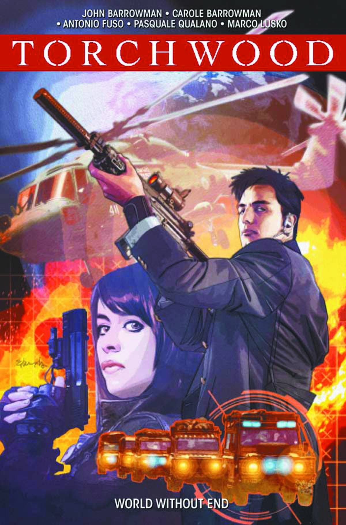 TORCHWOOD TP VOL 01 WORLD WITHOUT END