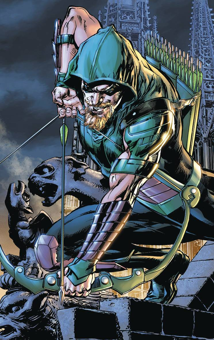 GREEN ARROW #11 VAR ED