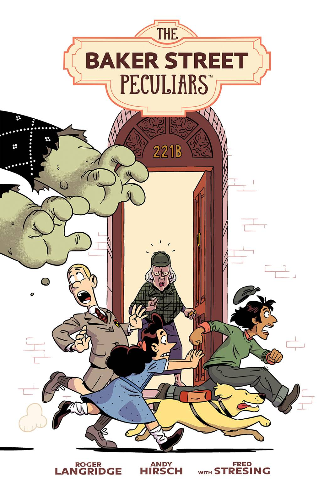 BAKER STREET PECULIARS TP