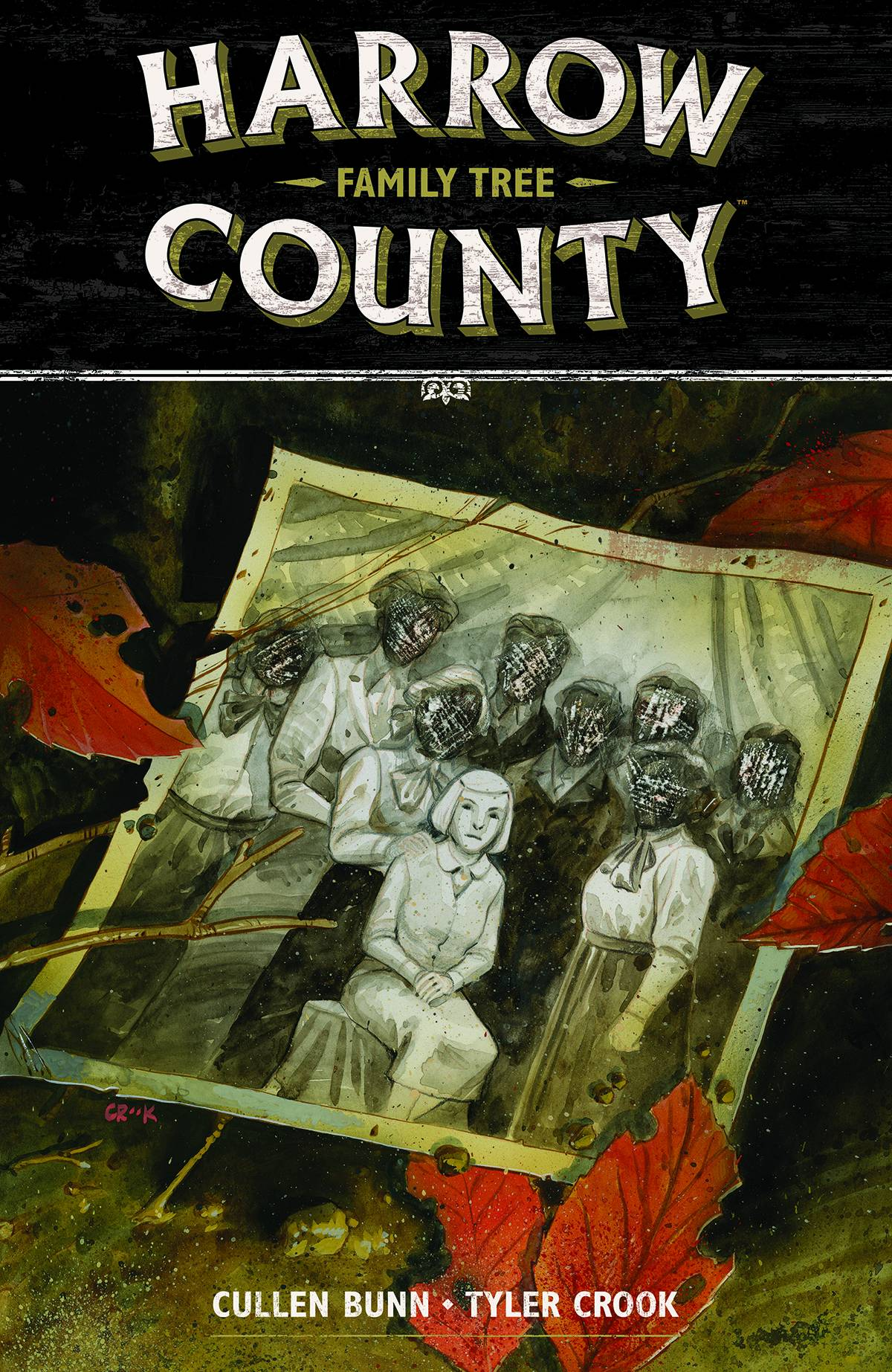 HARROW COUNTY TP VOL 04 FAMILY TREE