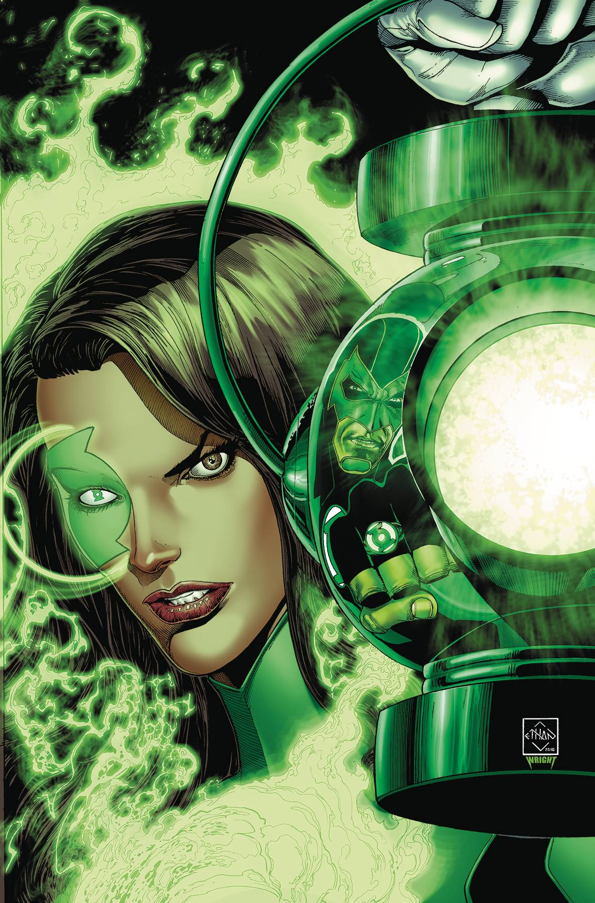 GREEN LANTERNS TP VOL 01 RAGE PLANET