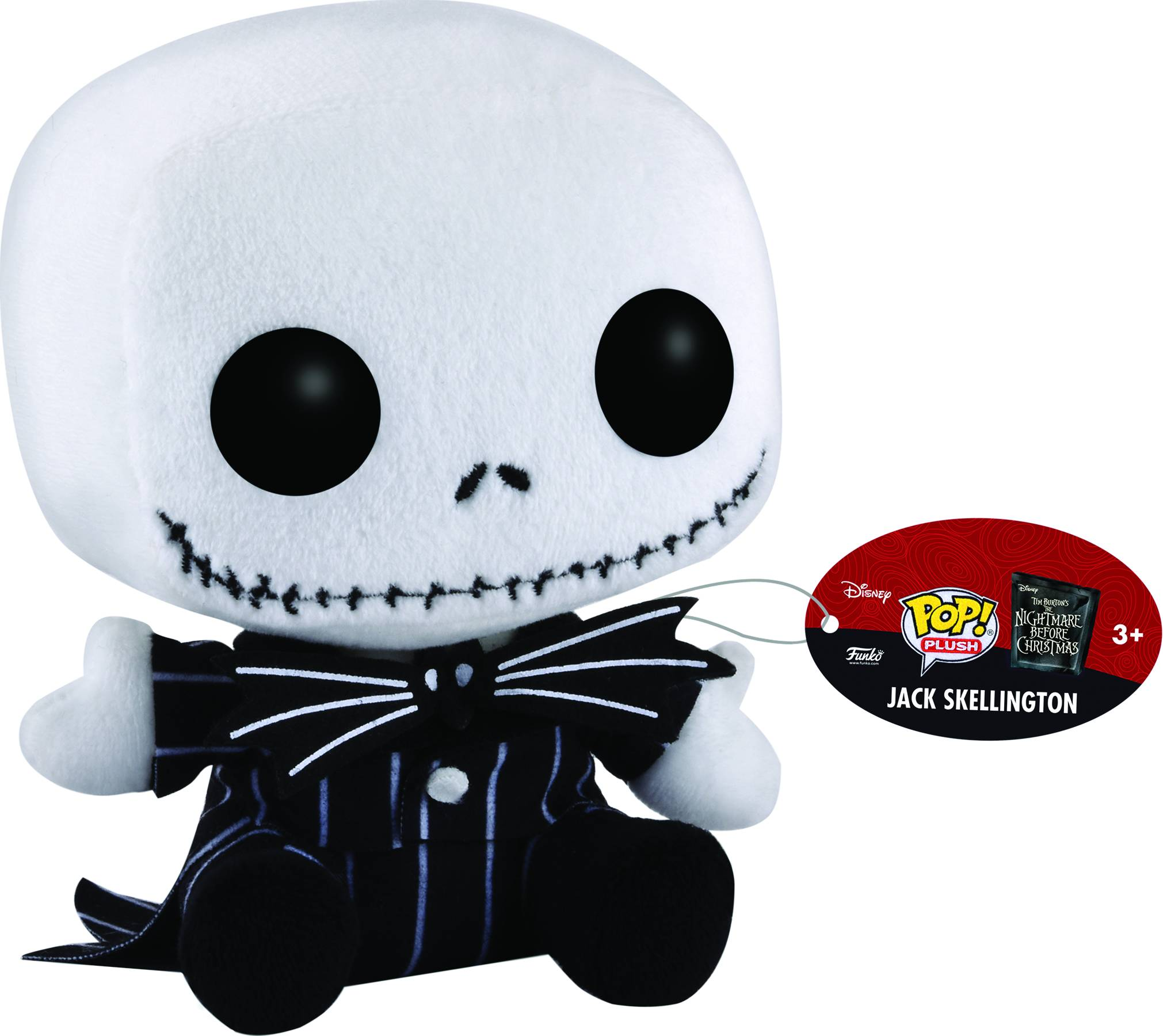 POP NBX JACK REGULAR PLUSH