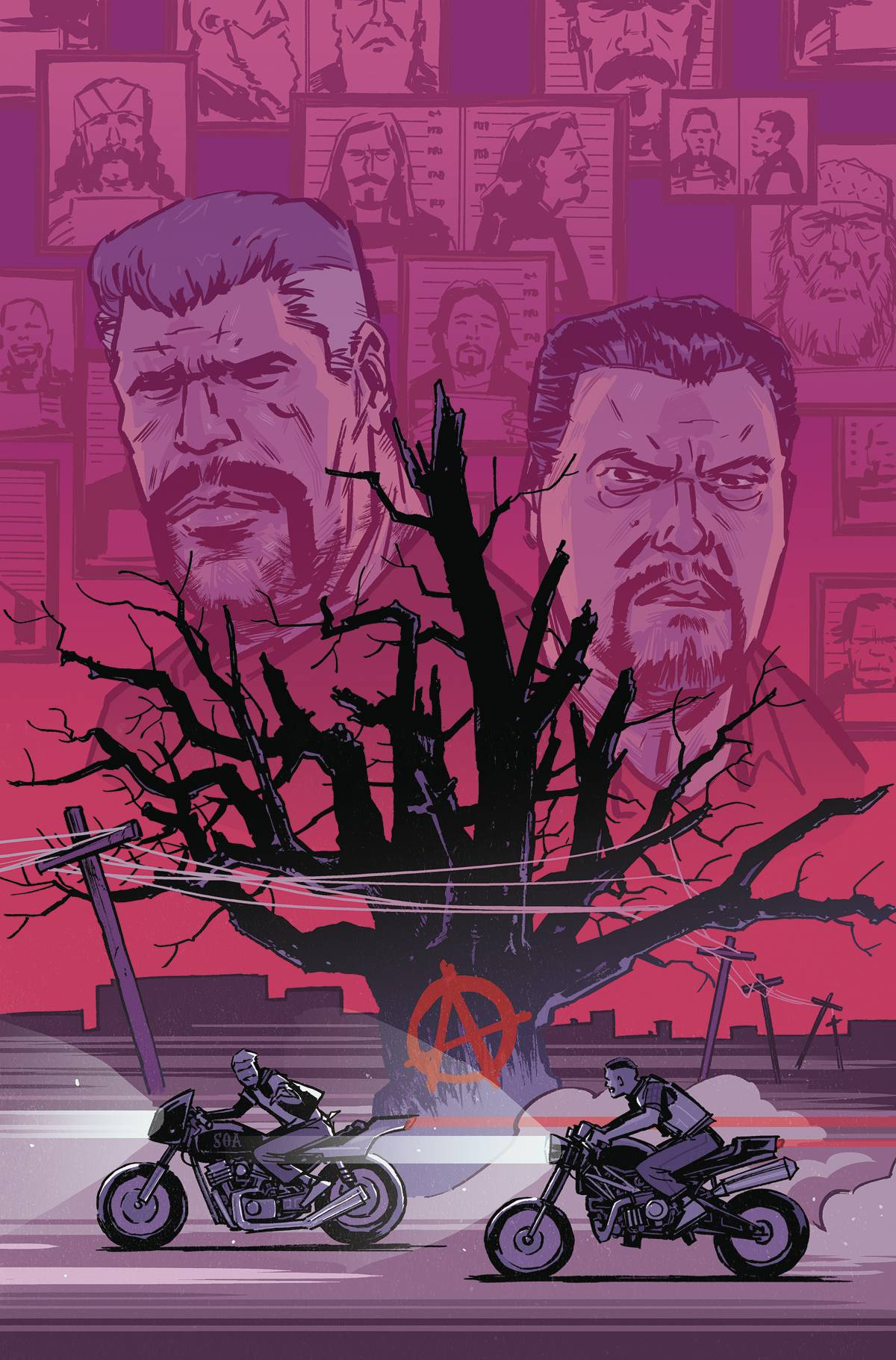 SONS OF ANARCHY REDWOOD ORIGINAL #5