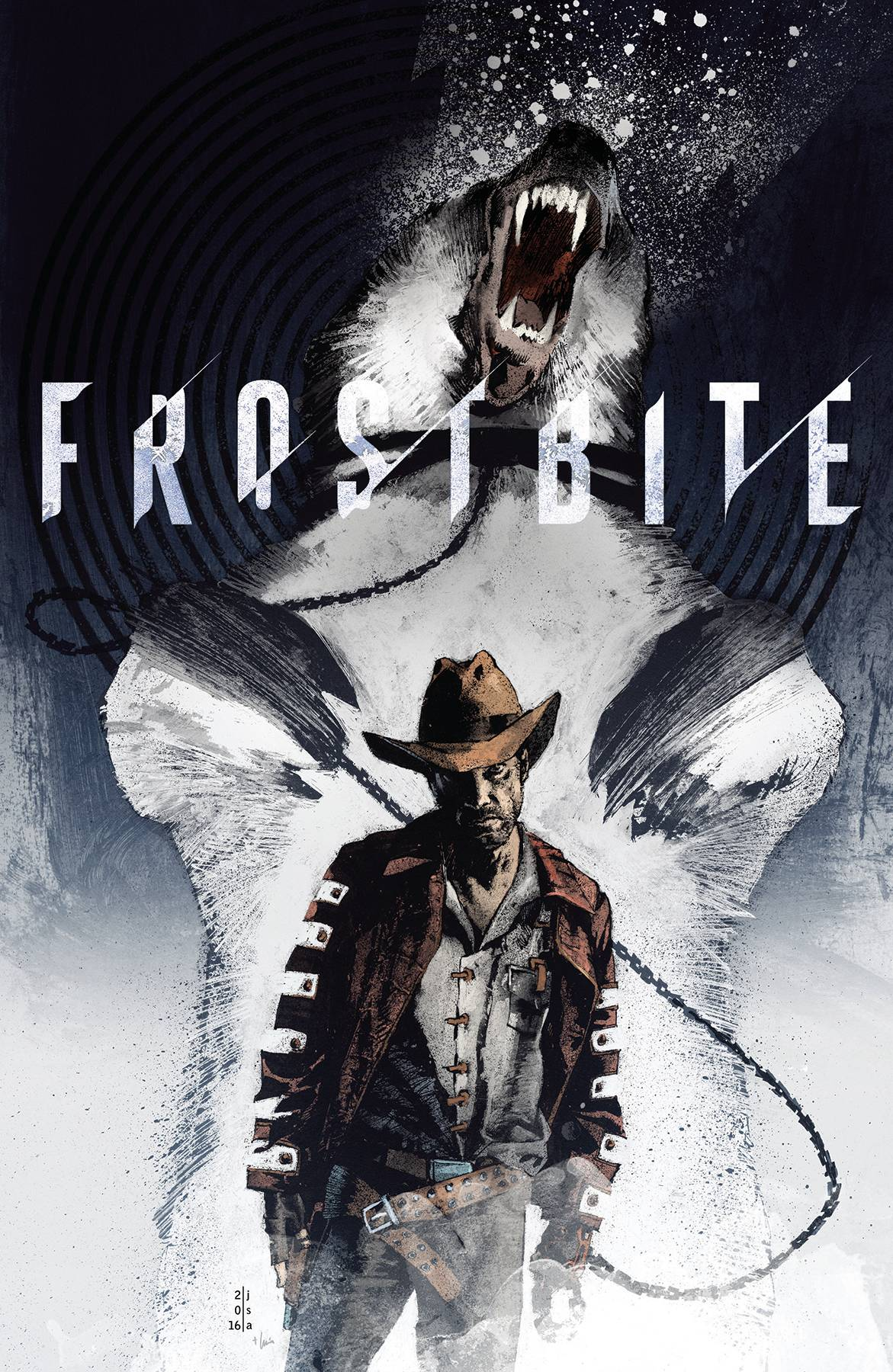 FROSTBITE #4 (OF 6)