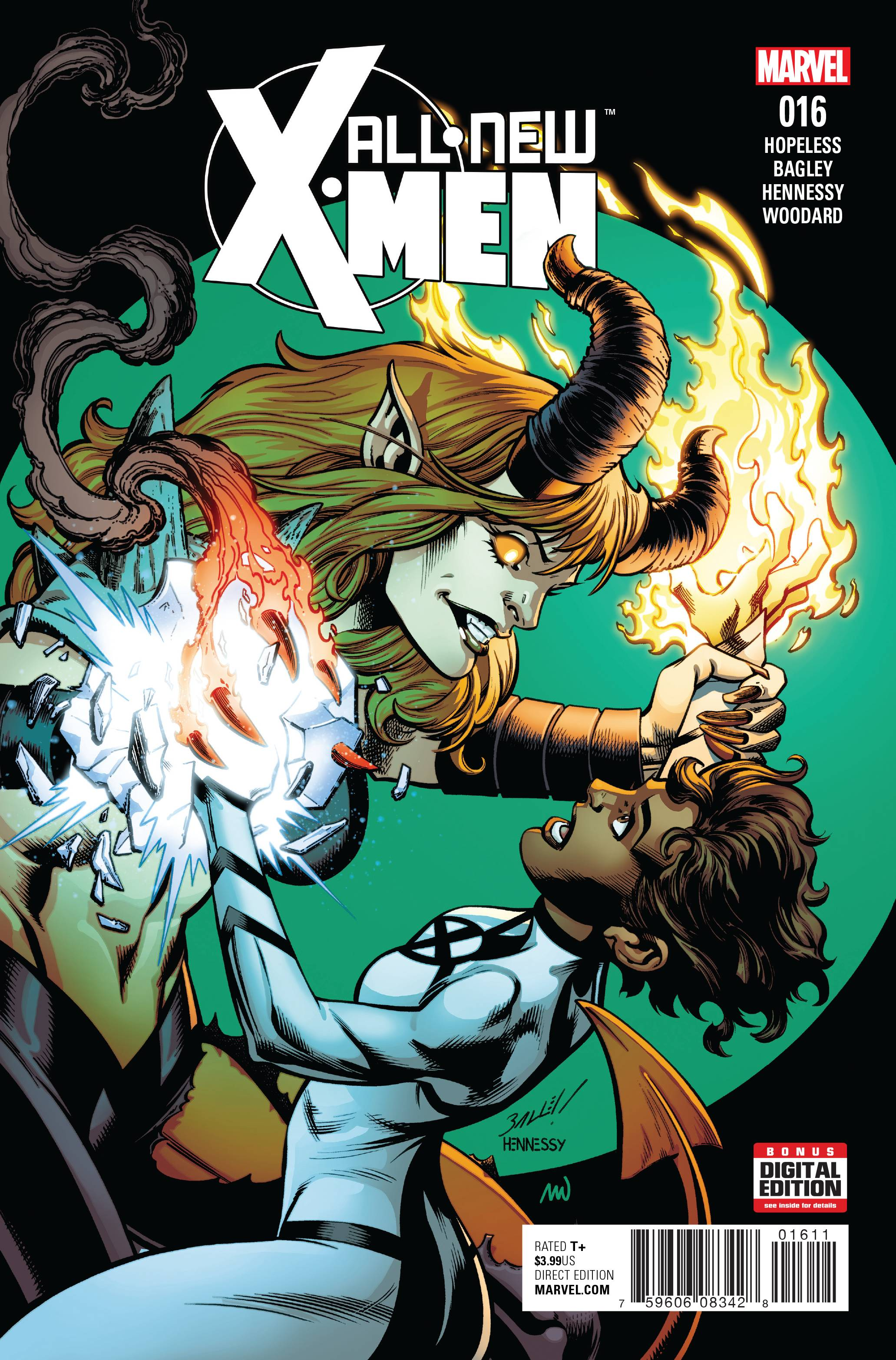 ALL NEW X-MEN #16