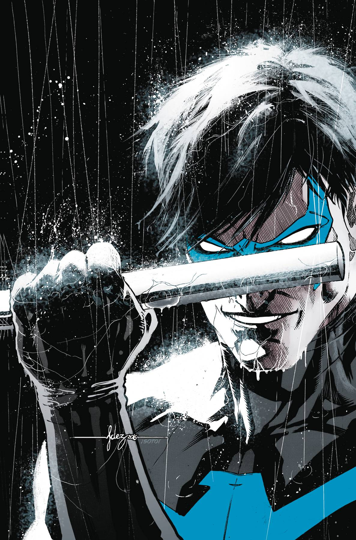 NIGHTWING TP VOL 01 BETTER THAN BATMAN